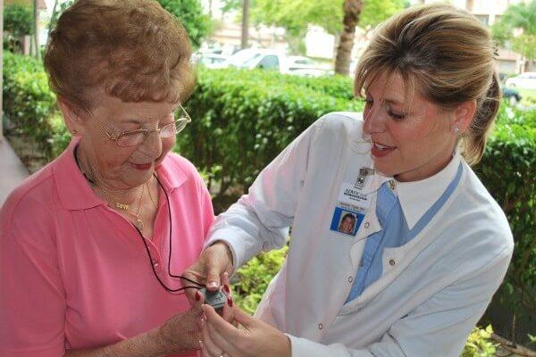 Health Coach for Seniors South Florida