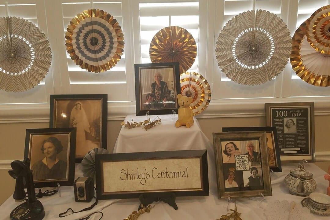 Shirley's Centennial