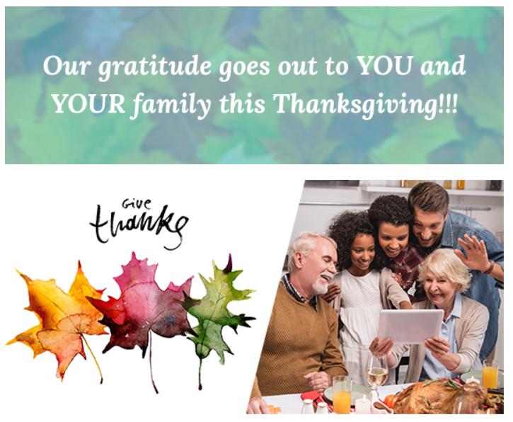 Happy Thanksigivng